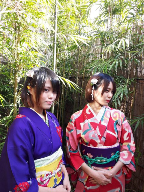 Dekobokoan Tsumamizaiku Workshop photo 3