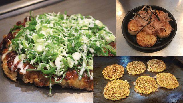 Okonomiyaki Kiraku Kiyomizugojozaka