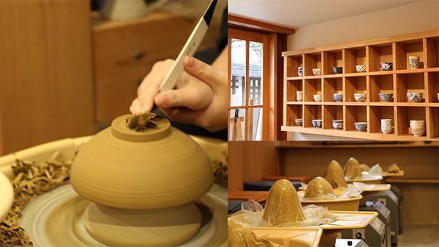 Zuikogama Pottery Wheel Trial