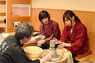 Zuikogama Pottery Wheel Trial photo 3