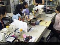 Kyoto cloisonnė enamel Hiromi-Art photo 2